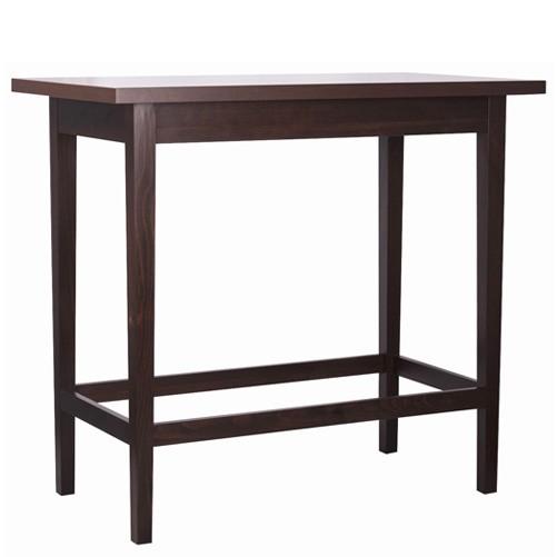 Table haute / mange-debout BELINDA 127 (120 x 70 cm)