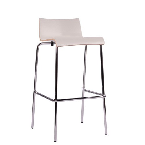 Tabouret de bar ROMAN HPL S - empilable