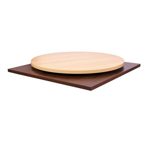 Plateau de table STRATIFIÉ (HPL) - 26 mm d'épaisseur