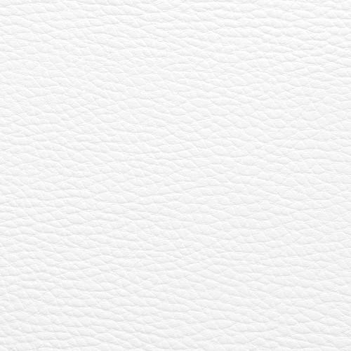 Cuir synthétique avec grains KB22 blanc