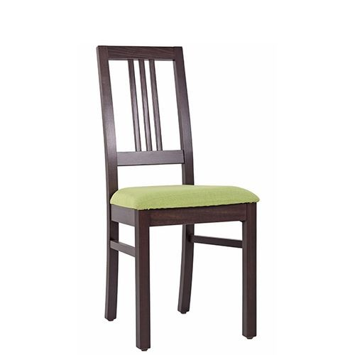 Chaise en bois BORIS P - design rétro