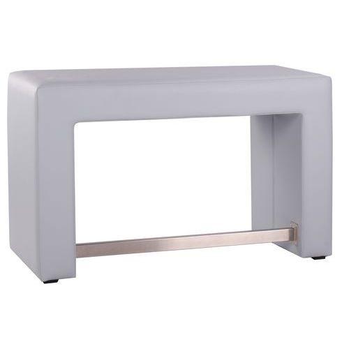 Banc de comptoir ANDREA - pour table mi-hauteur