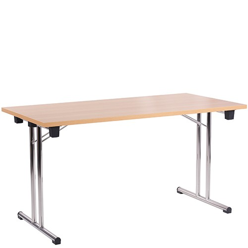 Table pliante FT 168-25 (160 x 80 cm)