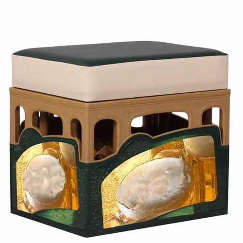 Assise pour caisse de bière BIERSITZ