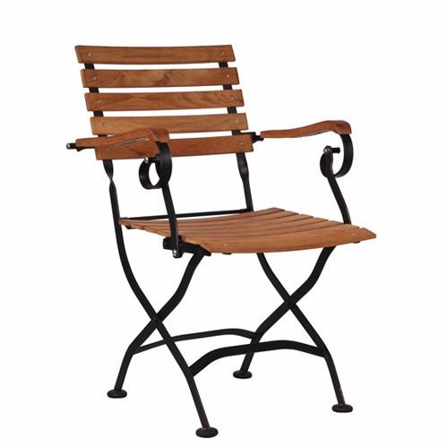 Chaise de brasserie SENJA AL - pliable