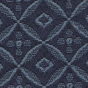 Tissu motifs losanges SR700 bleu