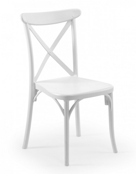 Chaise bistro CROSS BUDGET - Empilable