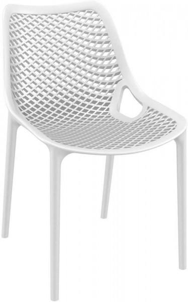 Chaise de terrasse AIR - Blanche