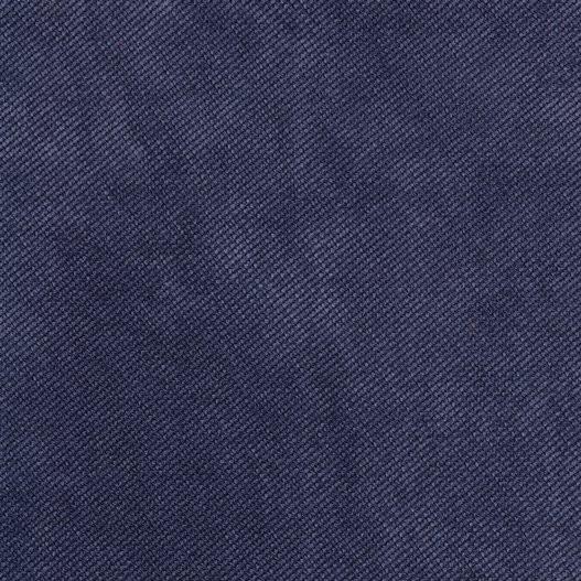 Tissu velours déperlant et antitache VER37 bleu-gris