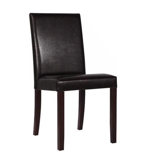 Chaise rembourrée LINA