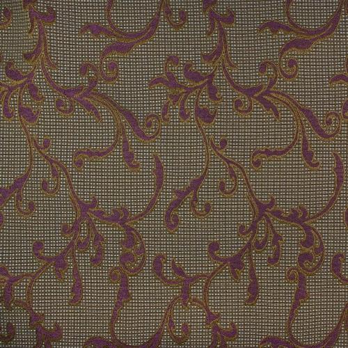 Tissu floral SFP4001 violet