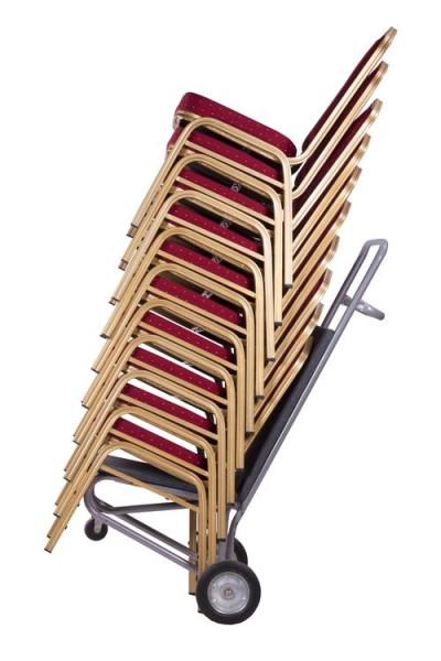 Chariot de transport pour chaise de réception TS