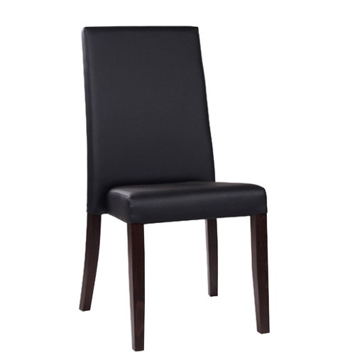 Chaise rembourrée RELA ST - empilable
