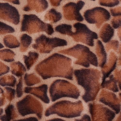 Tissu imitation fourrure LEOPARD - léopard