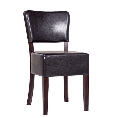 Chaise rembourrée MAREN