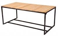 Table MANDAS 189 - Vieux bois
