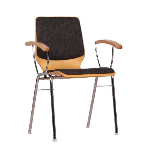 Chaise coque en bois / chaise empilable COMBISIT D20 SRP