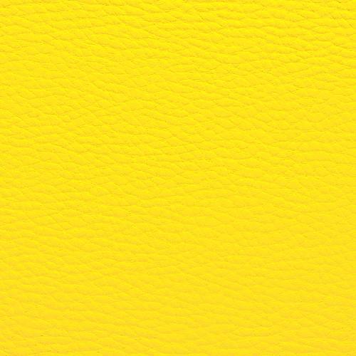 Cuir synthétique avec grains KB09 jaune vif