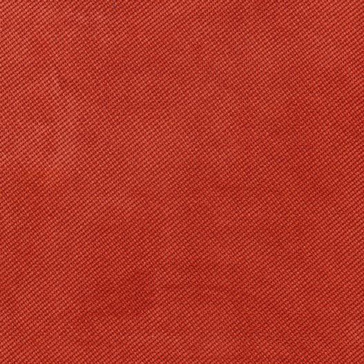 Tissu velours déperlant et antitache VER49 terracotta