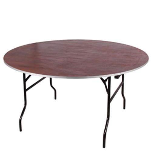 Table de banquet MR - ronde, pliable