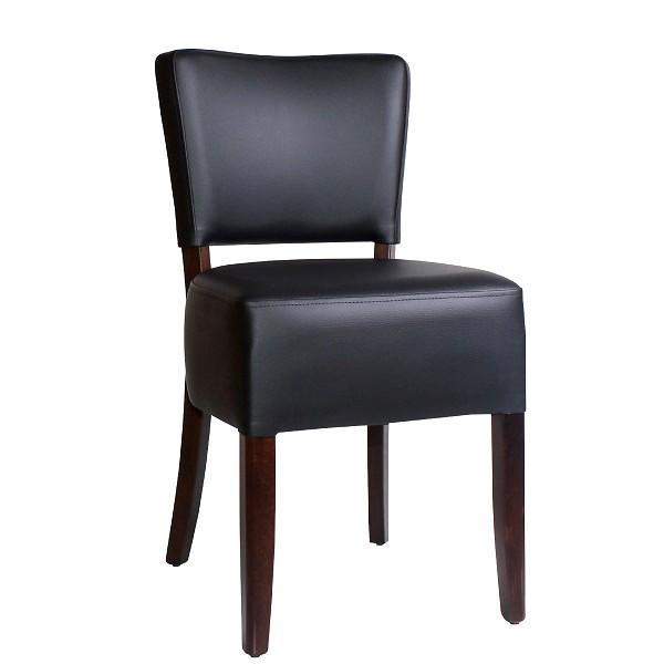 Chaise rembourrée HERA - Fin de série