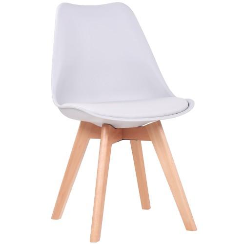 Chaise coque MILO