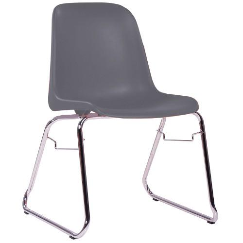 Chaise empilable PAULA K